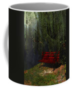 Midnight In The Garden Of Good And Evil Coffee Mug