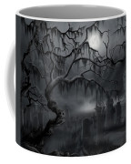 Midnight In The Graveyard  Coffee Mug