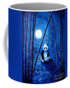 Midnight Lullaby In A Bamboo Forest Coffee Mug