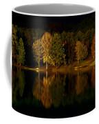 Midnight On The Lake Coffee Mug