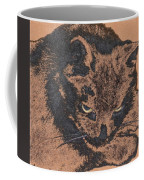 Midnight Portrait Coffee Mug