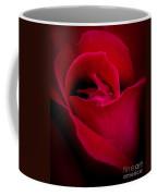 Midnight Rose Coffee Mug