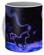 Midnight Run Coffee Mug by Kevin Caudill