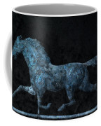 Midnight Run - Weathervane Coffee Mug