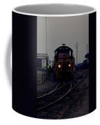 Midnight Train Coffee Mug
