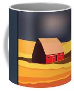 Midwest Barn Coffee Mug