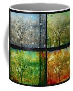 Midwest Seasons Collage Coffee Mug