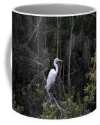 Mighty Heron Coffee Mug