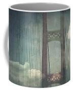 Michigans Mackinac Bridge Coffee Mug