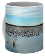 Migrating Geese Coffee Mug