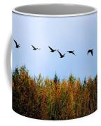 Migratory Flight Coffee Mug