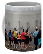 Mile 10 At Cliffhouse Coffee Mug by Dean Ferreira