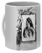 Milena Vukotic (1847-1923) Coffee Mug
