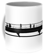 Milennium Bridge In London Coffee Mug