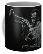 Miles Coffee Mug by Chris Mackie