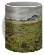 Milford Point Beach Coffee Mug