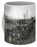 Military Railway, C1863 Coffee Mug