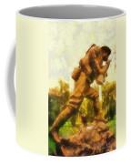 Military Ww I Doughboy 01 Photo Art Coffee Mug