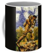 Military Ww I Doughboy 02 Photo Art Coffee Mug