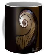 Milk And Chocolate Staircase Coffee Mug