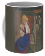 Milkmaid Coffee Mug
