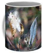 Milkweed Breaking Free Coffee Mug