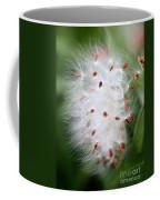 Milkweed Explosion Coffee Mug