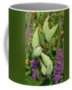Milkweed Pods Coffee Mug