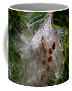 Milkweed Seeds Coffee Mug