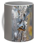 Milkweeds In Autumn Coffee Mug