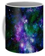 Milky Way Abstract Coffee Mug