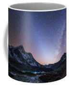 Milky Way And Zodiacal Light Ove Coffee Mug
