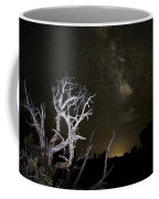 Milky Way Over Arches National Park Coffee Mug