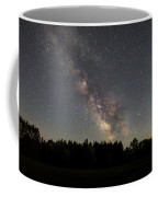 Milky Way Rising  Coffee Mug