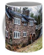 Mill Along The Delaware River In West Trenton Coffee Mug