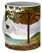 Mill Reef Beach Hut Coffee Mug