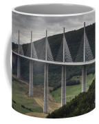 Millau Viaduct In France Coffee Mug