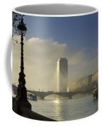 Millbank Tower During Fog, Lambeth Coffee Mug
