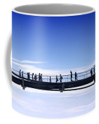 Millenium Bridge London Coffee Mug