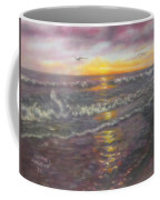 Miller Ocean Sunset Coffee Mug