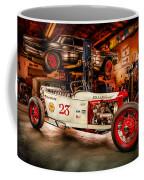 Millers Chop Shop Track T Toyota Coffee Mug