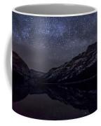 Millky Way Over Tenaya Lake Coffee Mug