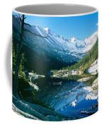 Mills Lake Coffee Mug by Eric Glaser