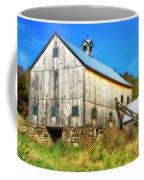 Milton Barn In Orton Coffee Mug