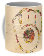 Milwaukee Brewers Artwork Coffee Mug