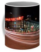 Milwaukee Public Market Coffee Mug