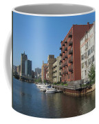 Milwaukee River Architechture 1 Coffee Mug
