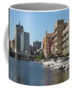 Milwaukee River Architecture 2 Coffee Mug