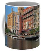 Milwaukee River Architecture 4 Coffee Mug