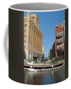 Milwaukee River Architecture 5 Coffee Mug